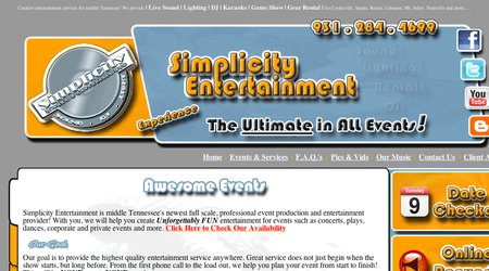 Simplicity Entertainment