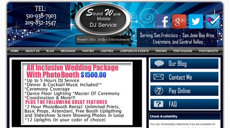 Sound Wave Mobile DJ Service
