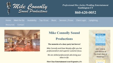 Mike Connolly Sound Productions