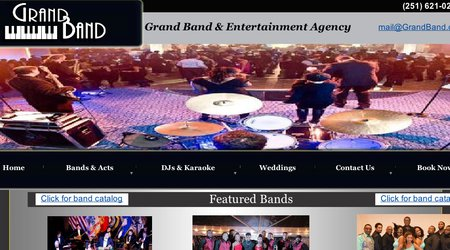 Grand Band & Entertainment Agency