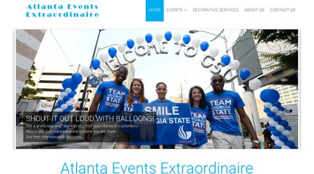 Atlanta Events Extraordinaire