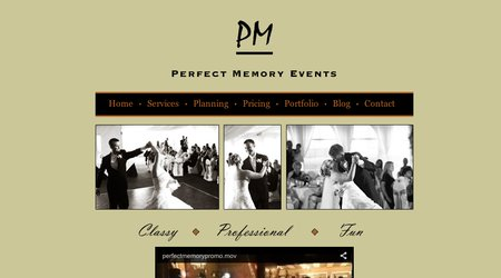 Perfect Memory Disc Jockey Service