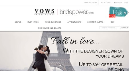 BridePower and Vows Bridal Outlet