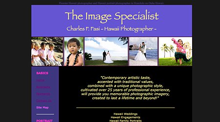 Charles F. Fasi, The Image Specialist