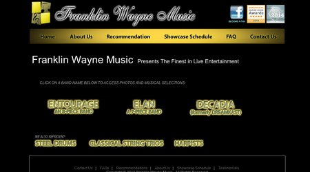 Franklin Wayne Music