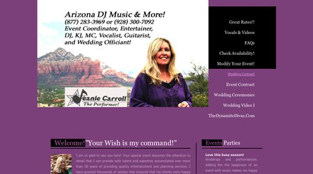 Arizona DJ Music & More!