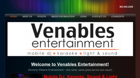 Venables Entertainment