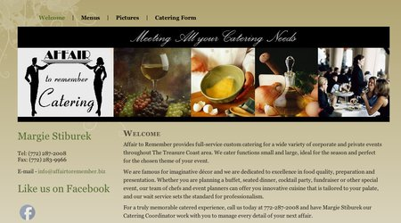 An AffairTo Remember Cakes & Catering By Karen