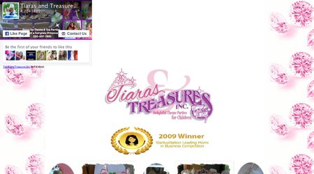 Tiaras and Treasures, Inc.