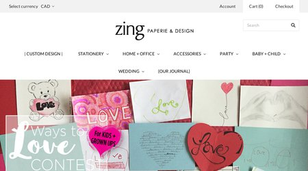 Zing Paperie & Design
