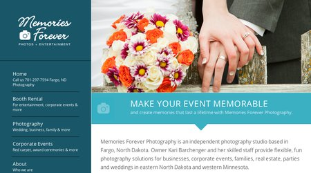 Memories Forever Photography & Photo Booth
