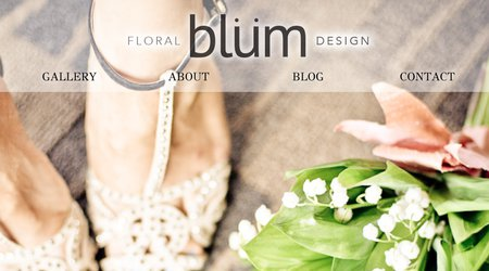 Blum Design in Flowers