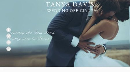 Tanya Davis Wedding Officiant