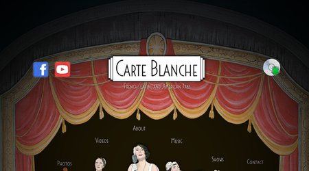 Carte Blanche - Jazz Band