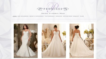 Promises Bridal & Formal Wear