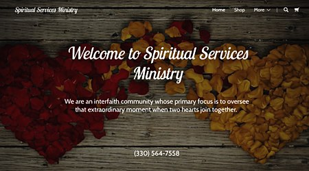 Spiritual Services Ministry