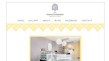 Confectioneiress Cupcakes & Sweets