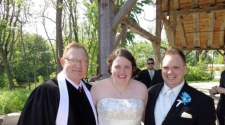 Rev. Mark Hall, Wedding Officiant