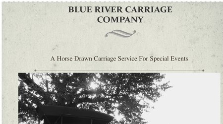 Blue River Carriage Company