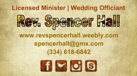 Rev Spencer Hall