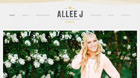 Allee J. Wedding & Portrait Photography