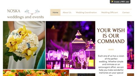 NOSKA weddings and events