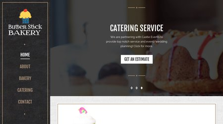 Butterstick Bakery & Catering