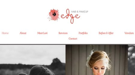 Edge Hair & Makeup