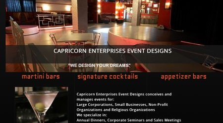Capricorn Enterprises Event Designs