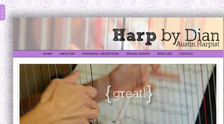 Harp by Dian