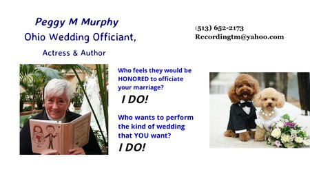 Peggy M. Murphy - Ohio Wedding Officiant