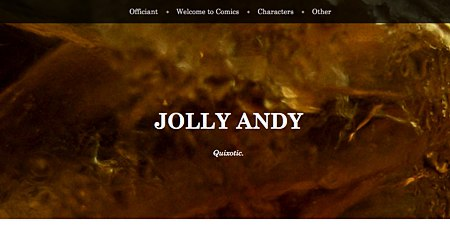 Jolly Andy Officiant Services