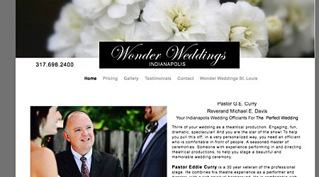 Wonder Weddings Indianapolis