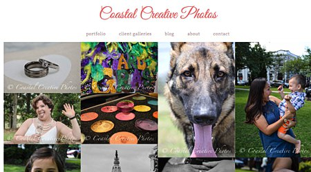 Coastal Creative Photos