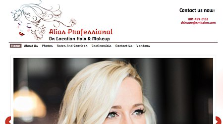 Alias Professional On Location Hair & Makeup