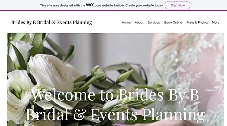 Luxury Weddings By B & Events Planning