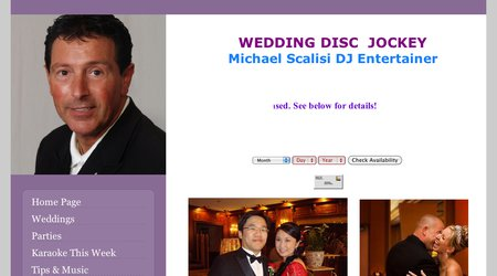 MICHAEL SCALISI DJ ENTERTAINER
