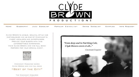 Clyde Brown Band