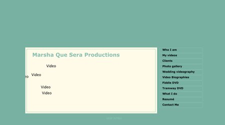 Marsha Que Sera Productions