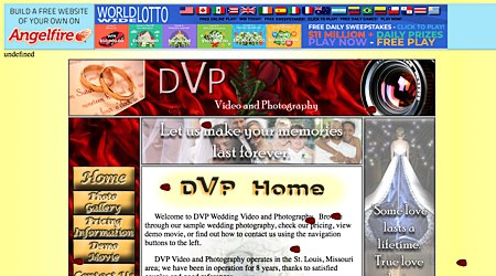 DVP Video and Photography