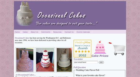 Occasional Cakes LLC