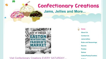 Confectionary Creations