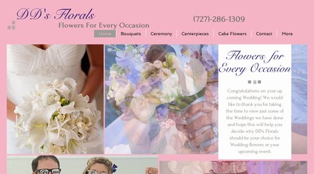 DD's Blooms Wedding Florist
