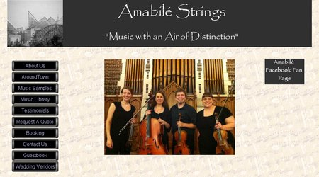 Amabile Strings Quartet