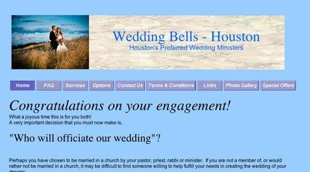 Wedding Bells - Houston