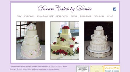 Dream Cakes by Denise