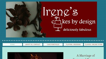 Irene's Cakes by Design