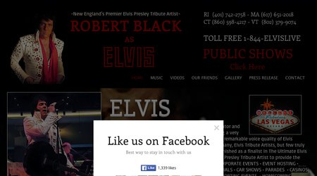 Robert Black Entertainment