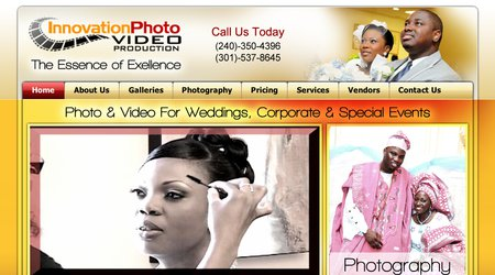 Innovation Photo & Video Productions