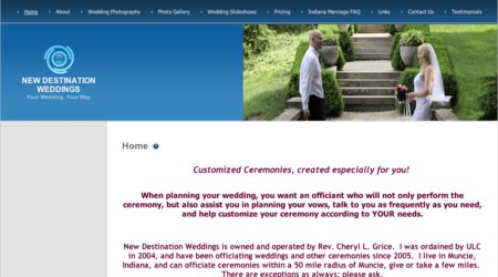 New Destination Weddings